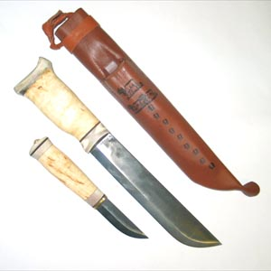 Wood Jewel Messer