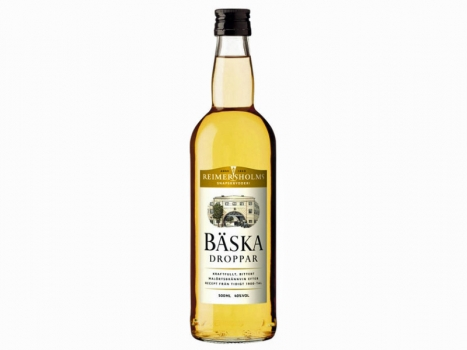 Bäska Droppar 500ml