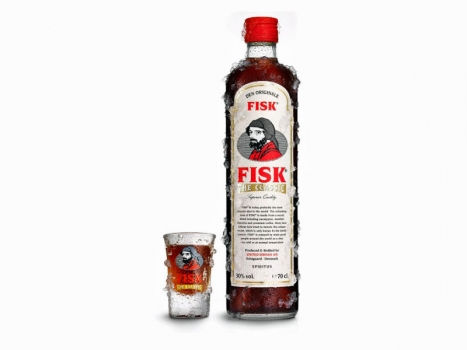 Fisk The Classic Vodka 700ml