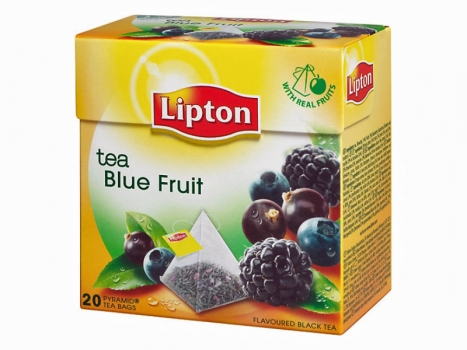 Lipton Blue Fruit Tea 036