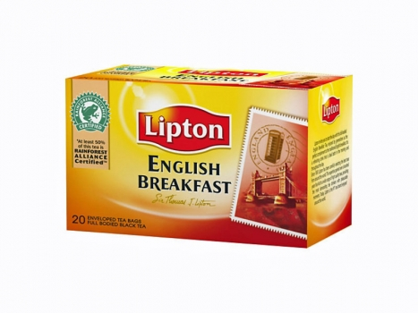 Lipton English Breakfast 040g