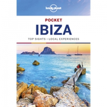Pocket Ibiza LP, Buch, Go bar hopping in Sant Antoni de Portmany, explore Ibiza Town and catch the island sunset - all with your trusted travel companion.