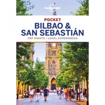 Pocket Bilbao & San Sebastian LP, Buch, Gaze at the Museo Guggenheim in Bilbao, soak in the history at Guernica and explore the perfect city beach at San Sebastián's Playa de la Concha - all with your trusted travel companion.