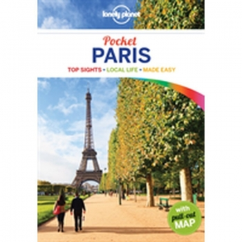 Pocket Paris LP, Buch, Get to the heart of the best of Paris and begin your journey now!