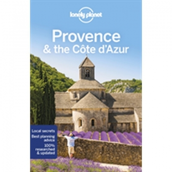 Provence & the Cote d'Azur LP, Buch, Try local cheese and wine in hilltop villages overlooking lavender fields, relax on the beaches of St-Tropez and try your luck in Monaco's famous casino - all with your trusted travel companion.