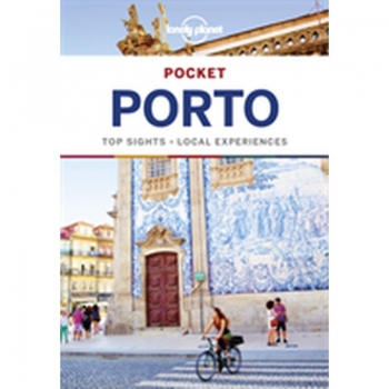 Pocket Porto LP, Buch, Gaze over the city from the historic hilltop cathedral, experience the wealth of the past in the opulent Palacio da Bolsa and wander with the peacocks in the lush Jardim do Palácio de Cristal.