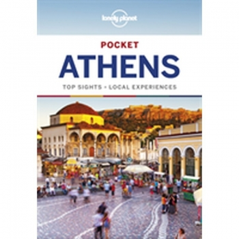 Pocket Athens LP, Buch, Marvel at the Acropolis raised spectacularly over Athens, follow in the footsteps of Socrates at the Agora and step into the Temple of Olympian Zeus - all with your trusted travel companion.