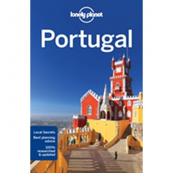 Portugal LP, Buch, Stand at Europe's southwestern edge on the barren cliffs of Cabo de Sao Vicente, stretch a towel on the golden sands of Algarve and hear soulful fado in Lisbon; all with your trusted travel companion.