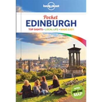 Pocket Edinburgh LP, Buch, Take in the views and the history from Edinburgh Castle, shop, visit the queen's bedchamber at the Palace of Holyroodhouse, or stroll the ordered elegance of New Town; all with your trusted travel companion.
