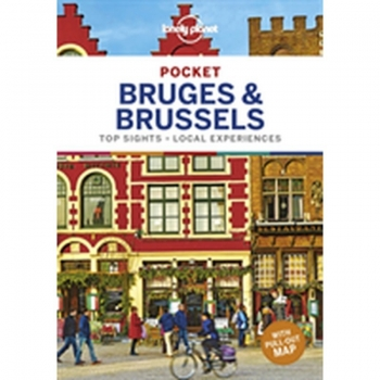 Pocket Bruges & Brussels LP, Buch, Climb the famous bell tower in Bruges' Markt, explore the city's rivers on a boat cruise and take an audio tour of world music at Brussels' Musee des Instruments de Musique - all with your trusted travel companion.