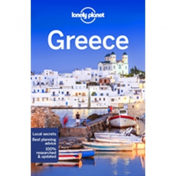 Greece LP, Buch, Lonely Planet Greece is your passport to the most relevant, up-to-date advice on what to see and skip, and what hidden discoveries await you.
