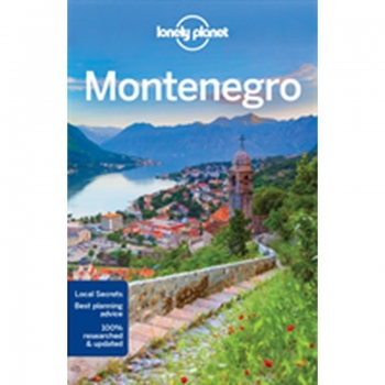 Montenegro LP, Buch, Enjoy the view of Sveti Stefan while lazing on the beach, visit Njegos' tomb on top of Black Mountain, or experience ancient history in Kotor; all with your trusted travel companion.