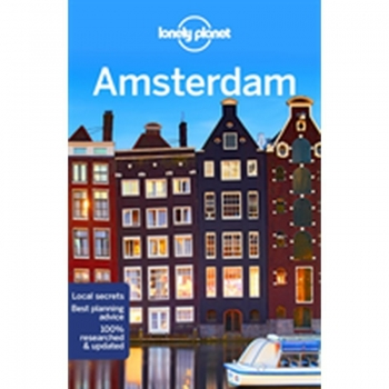 Amsterdam LP, Buch, This guide to Amsterdam is your passport to the most relevant, up-to-date advice on what to see and skip, and what hidden discoveries await you.