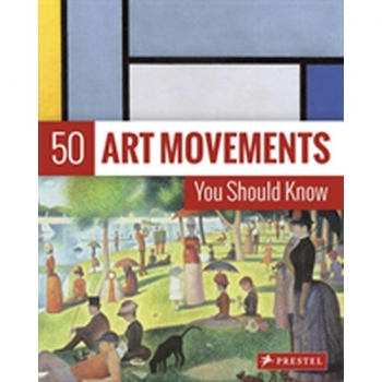50 Art Movements You Should Know, Buch
