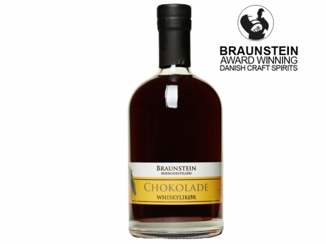 Braunstein Whisky Liqueur Chocolate 500ml