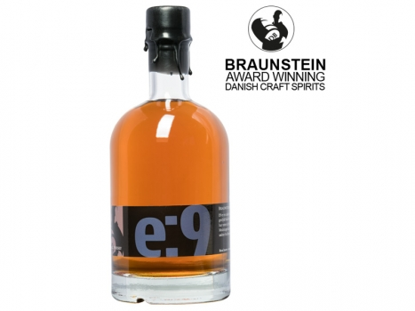 Braunstein Cask Strength Edition E9 500ml
