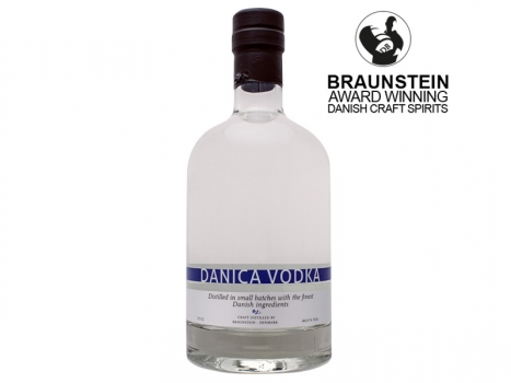 Braunstein Danica Vodka 700ml