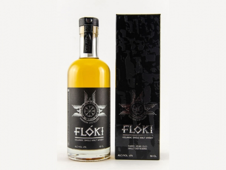 Floki Single Malt Whisky - Barrel 8, 500ml