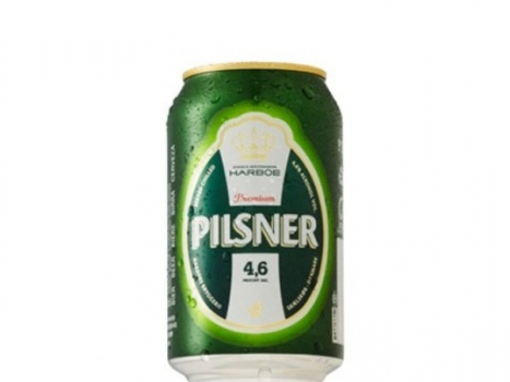 Harboe Pilsner 4,6% 24x330ml