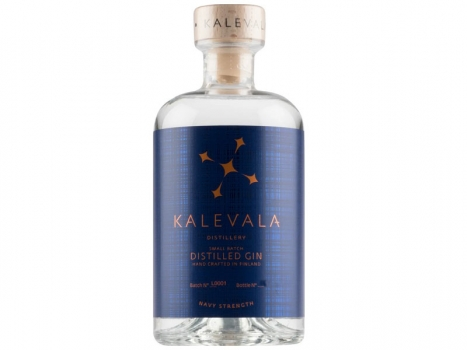 Kalevala Gin Navy Strength 500ml