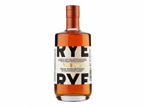 Kyrö Verso aged small batch Rye Whisky 500ml