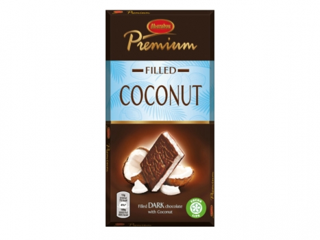 Marabou Premium Filled Coconut 150g