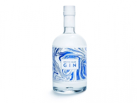 Arctic Blue Gin 500ml