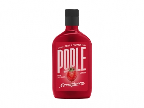 Pople Strawberry 500ml
