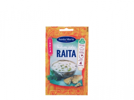 Santa Maria Indian Spices Raita 8g