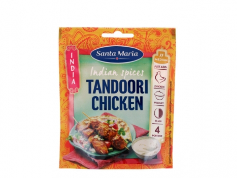 Santa Maria Indian Spices Tandoori Chicken 35g