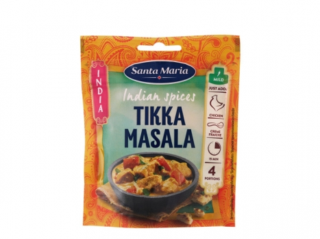 Santa Maria Indian spices Tikka masala 35g