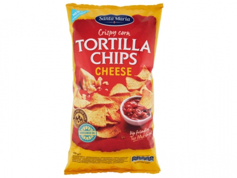 Santa Maria Tortilla Chips Cheese 475g