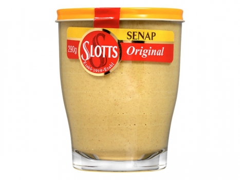 Slotts Senap Original 290g
