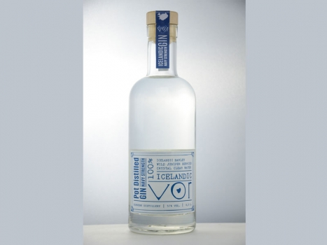 Eimverk VOR - Gin Navy Strength, 500ml