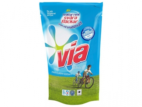 Via White flytande Refill 920ml
