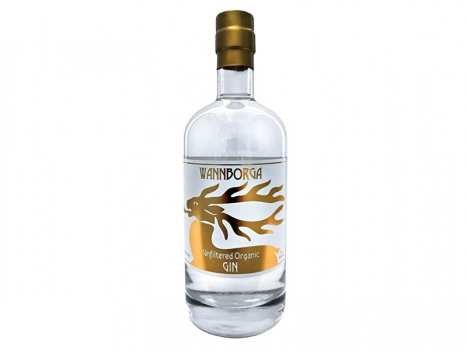 Wannborga Unfiltered Gin 500ml