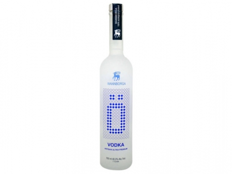 Wannborga Ö Vodka 700ml