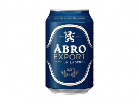 Abro Export 5,3% 24x330ml