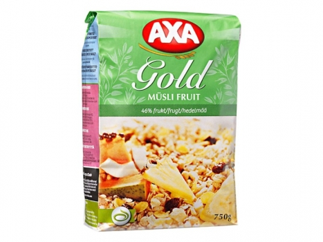 AXA Gold Müsli Fruit 750g