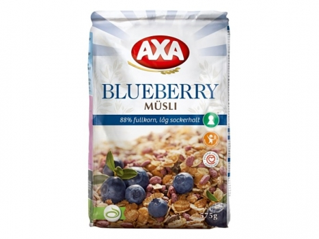 AXA Blueberry Müsli 575g