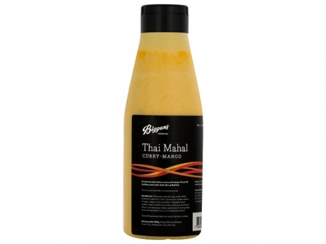 Biggans Thai Mahal Curry-Mango 480g
