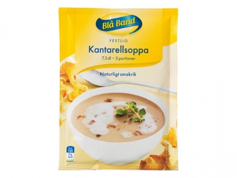 Blå Band Kantarellsoppa 750ml