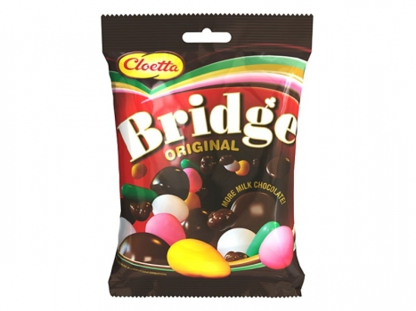 Cloetta Bridge original 180g