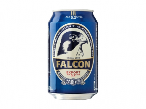 Falcon Export 5,2% 24x330ml