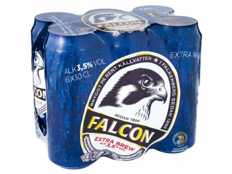 Falcon Extra Brew 3,5% 6x500ml