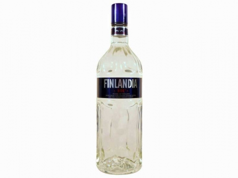 Finlandia Vodka 101° 50,5% 1000ml