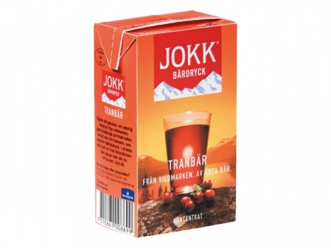 JOKK® Tranbär koncentrat 250ml