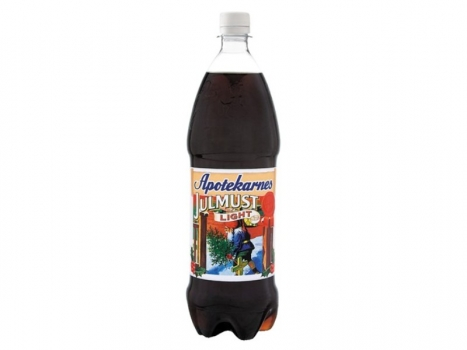 Apotekarnes Julmust Light 1400ml