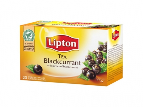 Lipton Blackcurrant 20-pack 36g