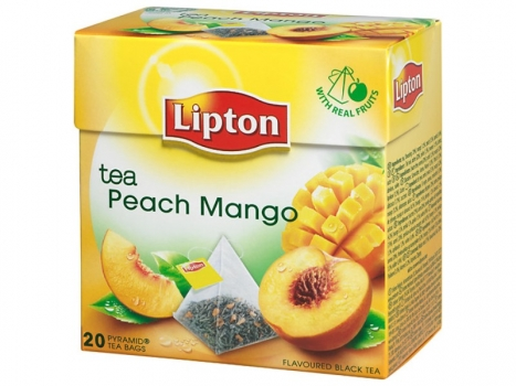 Lipton Peach Mango Tea 20-pack 036g